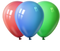 Slide 2 Party Balloons - Hold Your Next Party at Rutland Bowlerama